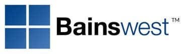 Bainswest logo