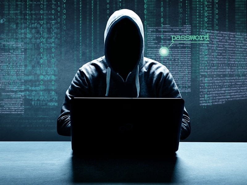 Hacker Cyber Attacks Phishing
